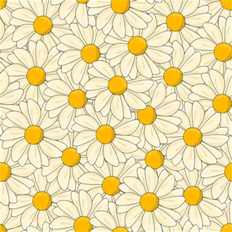 daisy pattern tumblr daisy flowers background tumblr