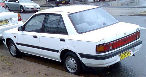file mazda familia sedan 1991 jpg wikimedia commons file 1991 mazda 323 bg 1 6 sedan 2008 10 22 jpg