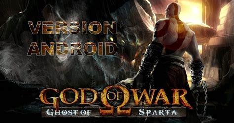 god version apk god of war version android t 233 l 233 charger apk gratuit