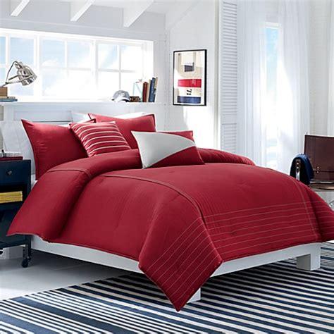 red twin comforter set nautica crew red twin comforter set bed bath beyond