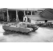 T28 Super Heavy Tank Of The Second World War  Strange