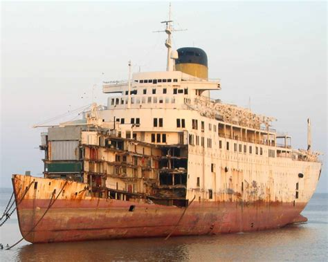 Furniture Recycling ship breaking cruisemapper