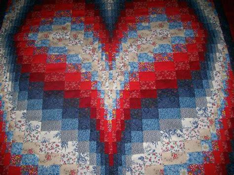 heart pattern quilt bargello heart i want to make a quilt pinterest