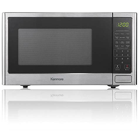 Kenmore Microwave Ovens Countertop by Kenmore 0 9 Cu Ft Countertop Microwave Oven Stainless