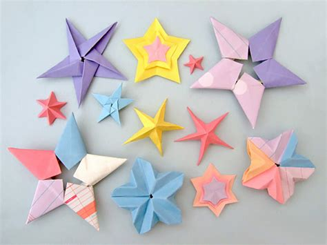 Origami Paper Crafts - 6 fabulous diy origami crafts handmade