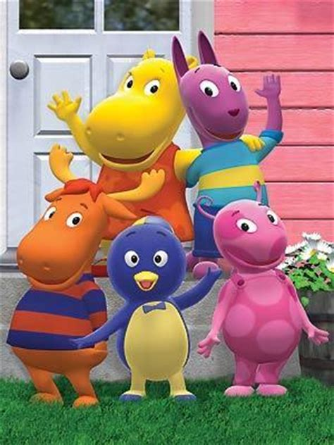 Backyardigans Original Cast The Backyardigans Tv Series 2004 Filmaffinity