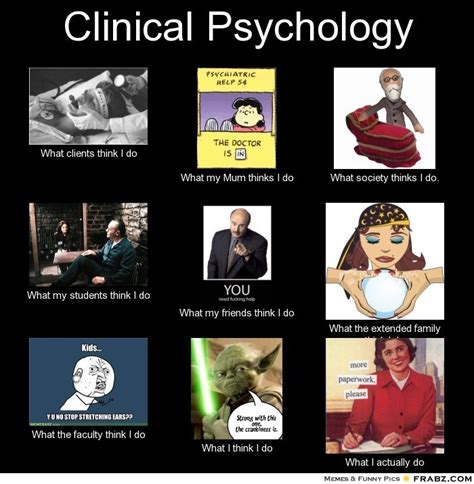 Psychology Memes - clinical psychology quotes quotesgram