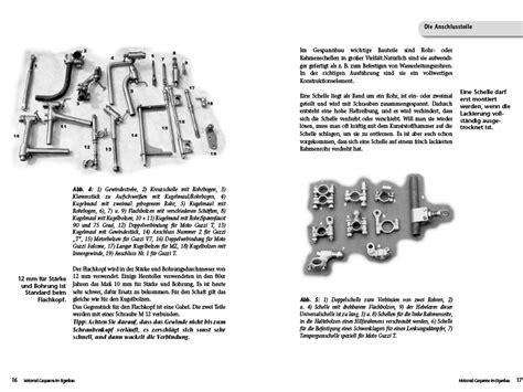 Motorrad Gespanne Im Eigenbau by Motorrad Gespanne Im Eigenbau Band 1 Buch