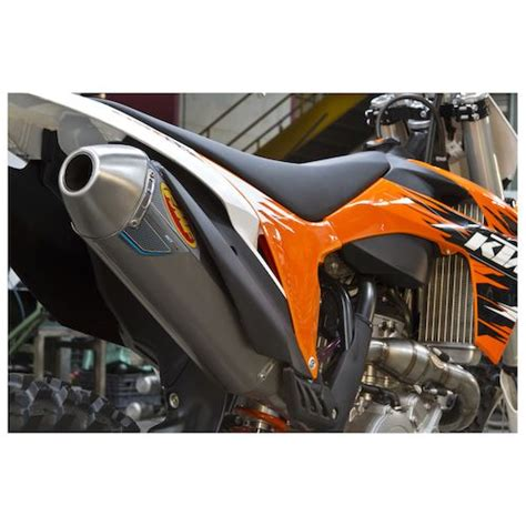 Best Exhaust For Ktm 500 Exc Fmf Factory 4 1 Rct Exhaust System Ktm 500 Exc 2012 2015