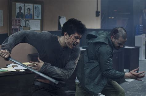 film anyar iko uwais ultra violent headshot trailer takes aim at tiff