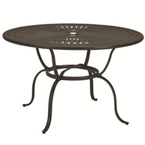 Tropitone Patio Table Outdoor Dining Tables Store Wilson S Furniture Bellingham Ferndale Lynden And Birch Bay