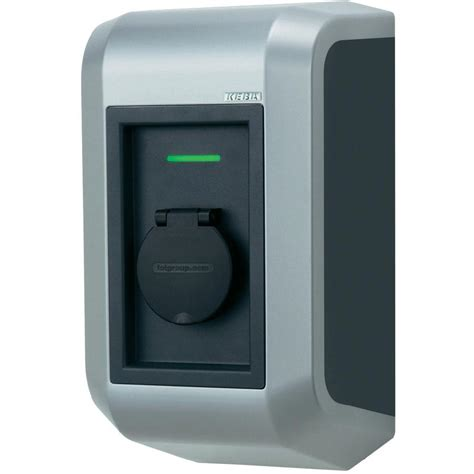home charging station keba type 2 kecontact home charging station for electric