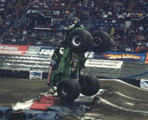 Pittsburgh Pennsylvania Monster Jam February 11 2005