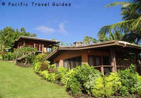 Banna Cottages by Pictures Of Coconut Grove Fiji Islands