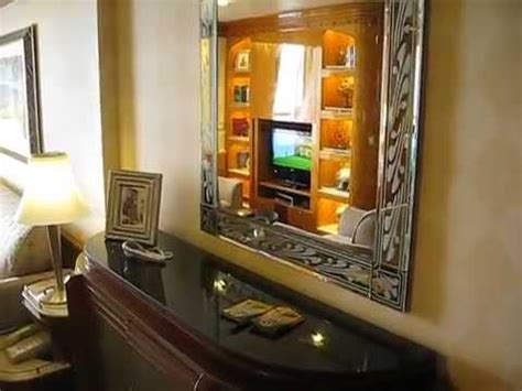 disney wonder one bedroom suite disney wonder cruise tour 1 bedroom suite youtube
