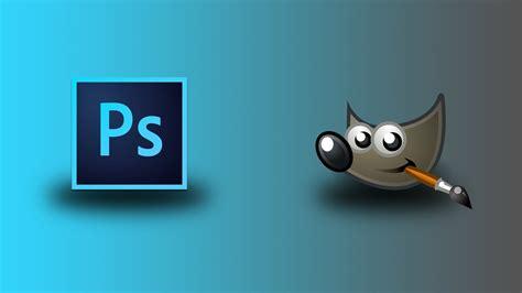 vs photoshop adobe photoshop cc vs gimp comparison