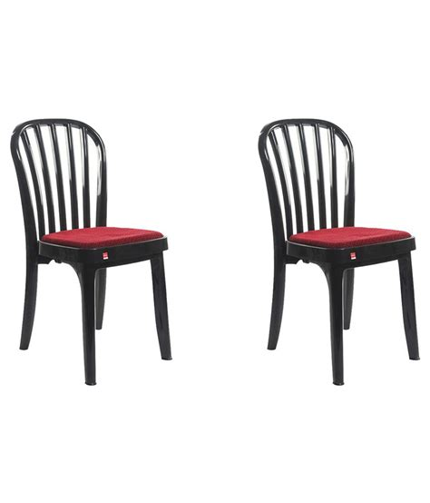 Dining Chair Set Of 2 Cello Decent Dining Chair Set Of 2 Buy Cello Decent Dining Chair Set Of 2 At Best