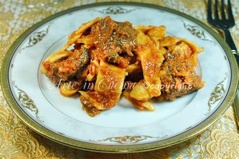 ricetta per cucinare il capriolo pappardelle al capriolo ricetta facile