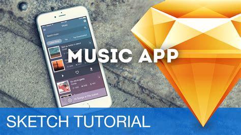 sketchbook ios tutorial sketch 3 tutorial music app ios sketchapp tutorial