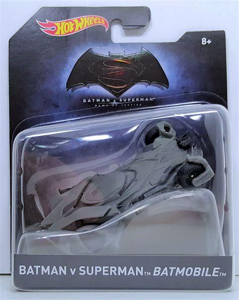 Wheels Hotwheels Batmobile Batman Vs Superman batman v superman batmobile model cars hobbydb