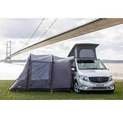 Horizon MCV Mercedes Vito Lets You Camp Luxuriously