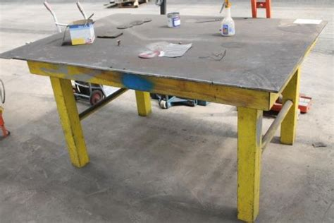 metal work bench for sale approx 6x4 metal work bench for sale machinery locator com