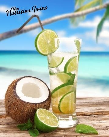 Is Lime As As Lemon For Detox by Lemon Lime Detox Spritzer Nutrition