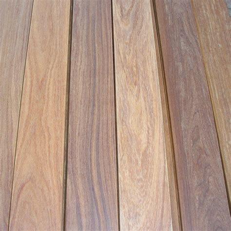 cumaru brazilian teak 1x6 first clear mg s4s e4e decking cumaru nova usa wood products