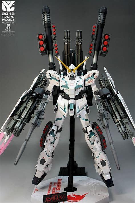 Mg 1 100 Fa Gundam Unicorn Ver Ka mg 1 100 armor unicorn gundam ver ka another amazing work by skull photoreview no 26 big