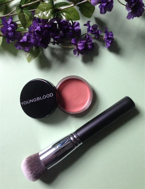 Blush Tropical my blush youngblood luminous creme blush tropical glow never say die