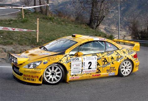 Durante Un Rally L Automobile by Rallyaosta2007
