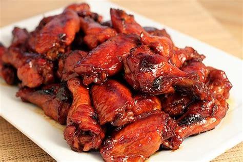 hot chicken wing marinade honey teriyaki hot wings