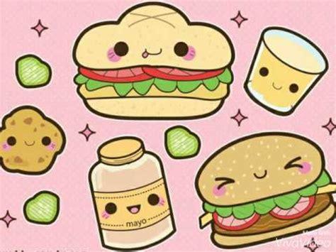 imagenes kawaii de muñecas comida kawaii youtube