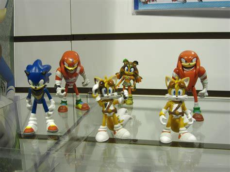 x figures toys r us nuremberg fair shows us new sonic toys the sonic stadium