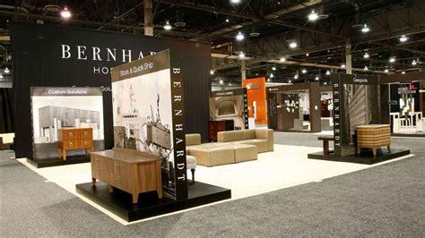 trade show booth design las vegas bernhardt hospitality trade show paragon design group