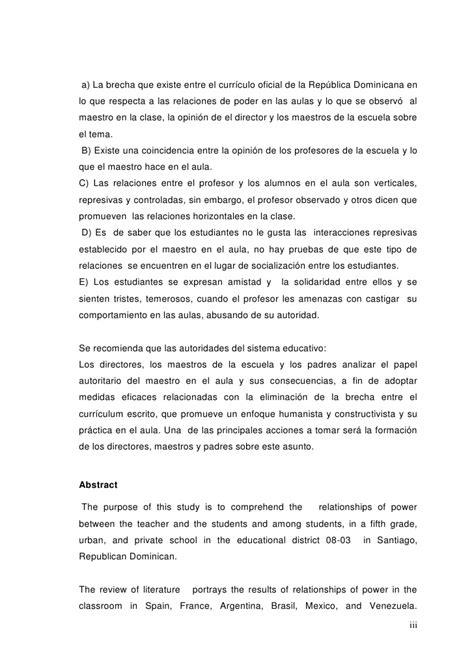 El Modelo Curricular Dominicano Curriculum