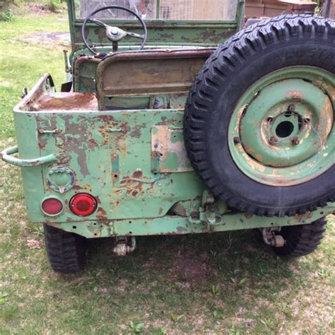1942 willys jeep value 1942 ford gpw script army jeep willys mb for sale