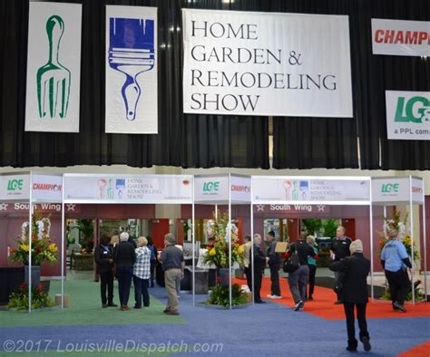 home garden remodeling show 2017 opens louisville