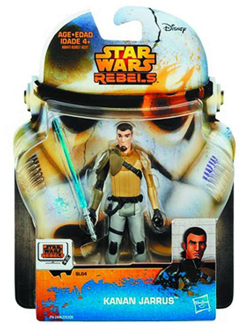 Wars Rebels 3 75 Inch Figure Kanan Jarrus Stormtrooper D kanan jarrus wars saga legends figure 2015