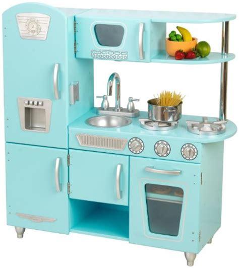 awardpedia kidkraft vintage kitchen in blue