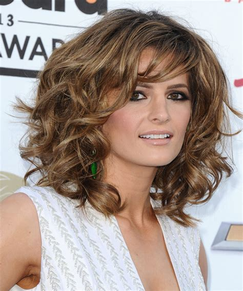 Stana Katic Hairstyles by Stana Katic Hairstyles Hair Is Our Crown