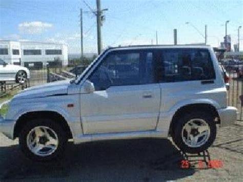 Suzuki Newcastle Nsw 1996 Used Suzuki Vitara Car Sales Newcastle Nsw 9 000