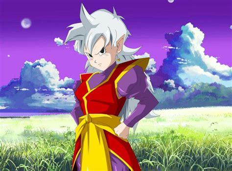 Kai Lan God Of Calamity OC DragonBallZ Amino