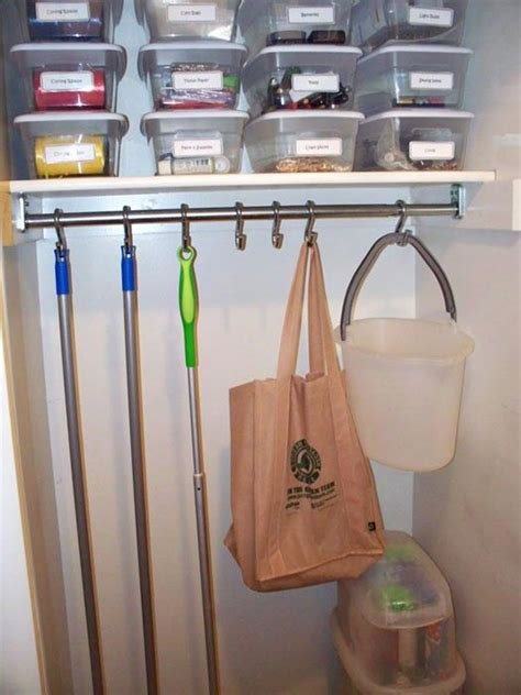 Utility Closet Organization Ideas by Broom Closet Cabinet Lowes Ideas Advices For Closet