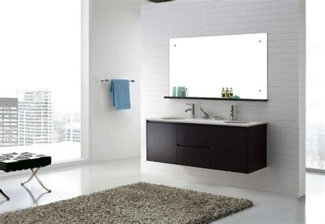 Wall Hung Vanities For Bathrooms by Luxor 1500 Wall Hung Vanity Luxury Furniture Modern