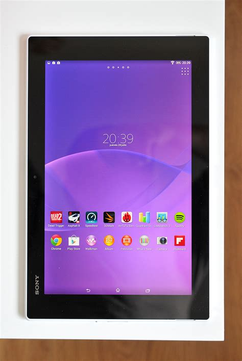 Sony Tablet Xperia Z2 2354 by Sony Tablet Xperia Z2 Sony Xperia Z2 Tablet 011now 39 S