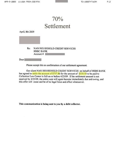 Mortgage Settlement Letter 896 Best Images About Free Sle Documents On