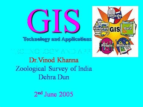 gis powerpoint templates gis technology and applications authorstream