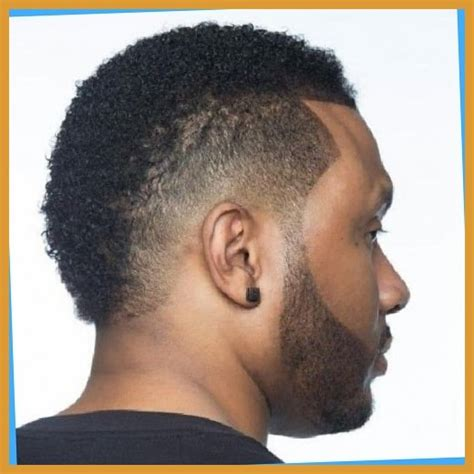 faux hawk hairstyle black boy african american fauxhawk haircut short hairstyle 2013
