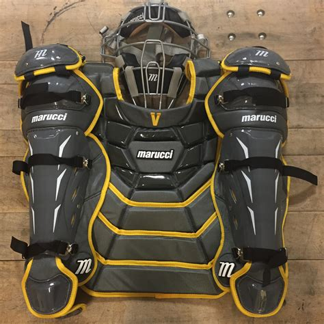 Handmade Catchers - custom catcher s gear marucci sports